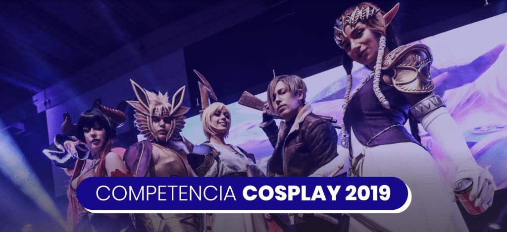 Comienzan inscripciones para la gran Competencia Cosplay FestiGame Fanta 2019 4