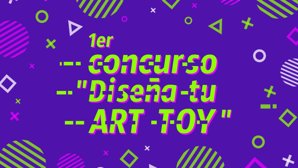 Participa en el primer concurso nacional de diseño de art toys, inspirado en el mundo de los videojuegos 6