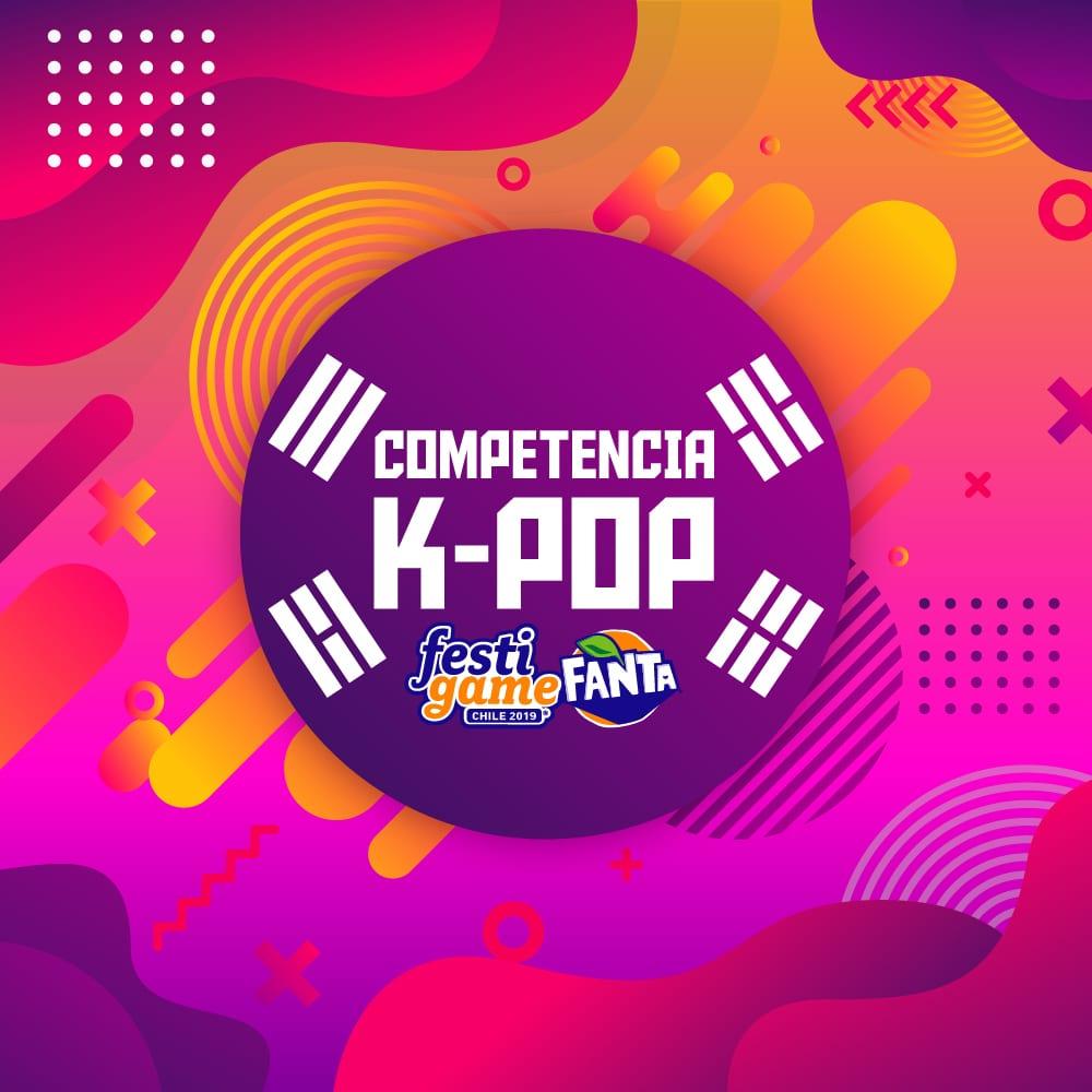 La competencia de K-Pop vuelve a FestiGame Fanta 2019 2