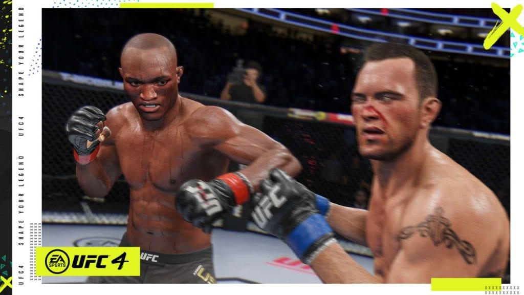 EA Sports UFC 4 revela trailer de su modo carrera 7