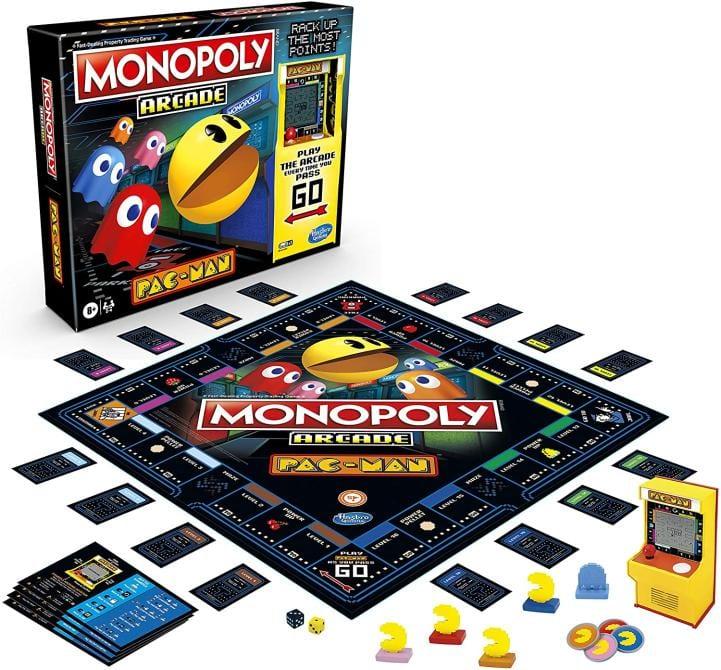 Monopoly lanzará una edición especial de Pac-Man por su 40° aniversario 3