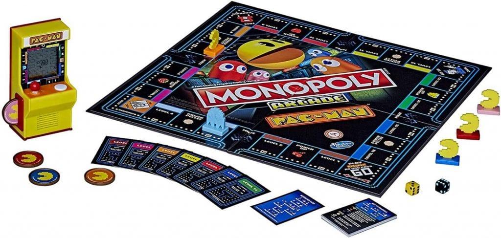 Monopoly lanzará una edición especial de Pac-Man por su 40° aniversario 4