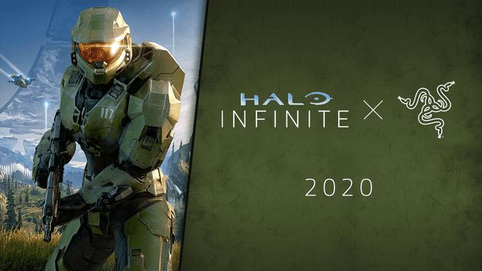 ¿Preparado para la guerra? Razer y 343 Industries confirman colaboración por Halo Infinite 3