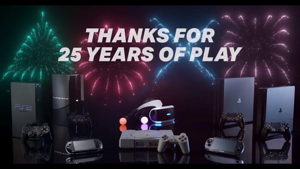 Lanzarán documental de PlayStation en el marco del 25° aniversario de la consola 4