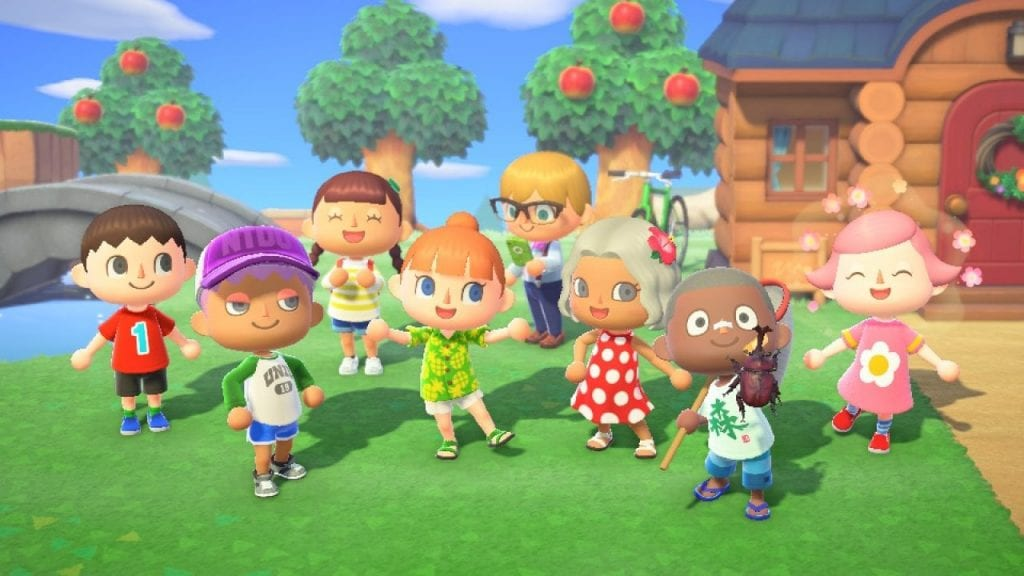 Animal Crossing: New Horizons sigue siendo el rey de Japón 2