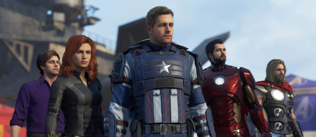Beta de Marvel's Avengers entregará recompensas para Fortnite 4