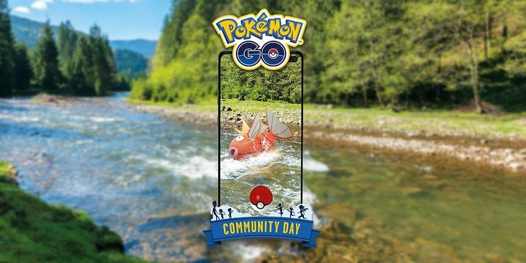 Magikarp será la estrella del próximo Día de la Comunidad de Pokémon GO 8