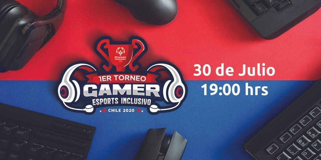 Olimpiadas Especiales Chile trae el primer torneo de esports inclusivo de América Latina 4