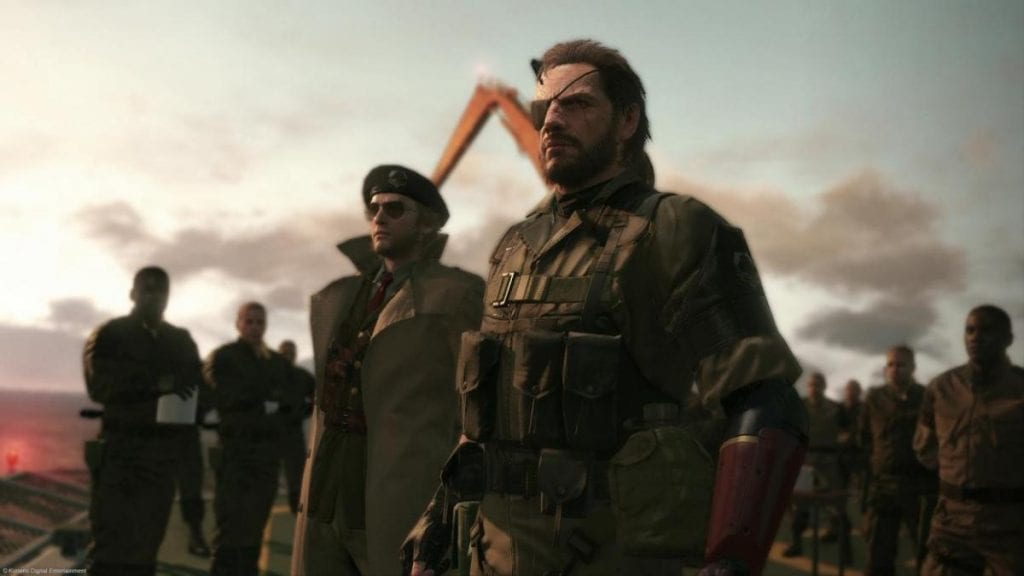 Jugadores de PS3 consiguieron un importante logro en Metal Gear Solid 5 6
