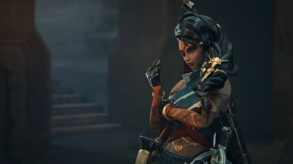 Riot presentó a la nueva campeona de League of Legends 4