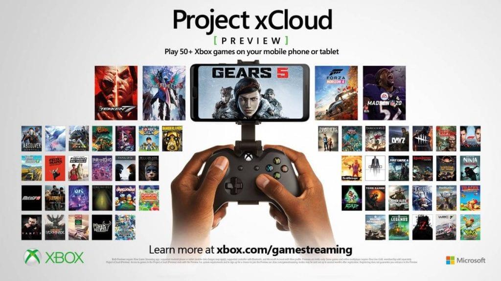 Xbox Games confirma Project xCloud y ya publicó su fecha de estreno 2