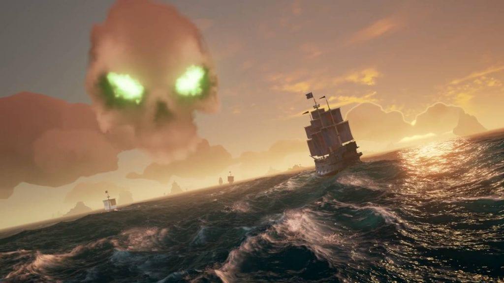 Sea of Thieves incorpora un modo para aquellos que le tienen miedo al agua 1