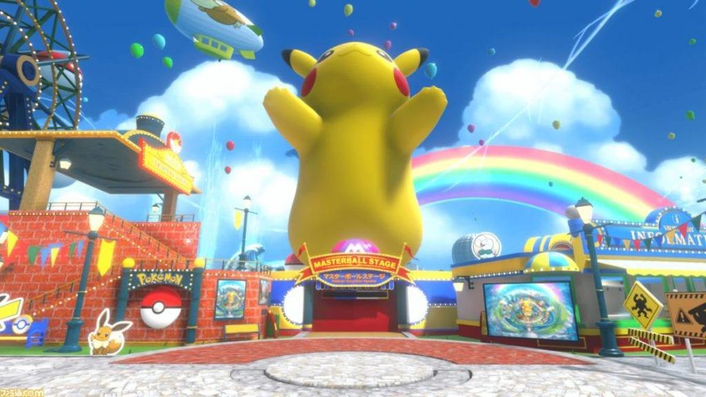 El increíble parque de diversiones digital que tendrá Pokémon 2