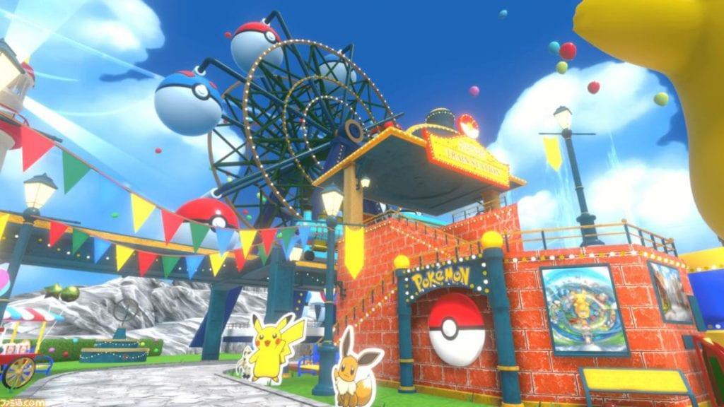 El increíble parque de diversiones digital que tendrá Pokémon 5