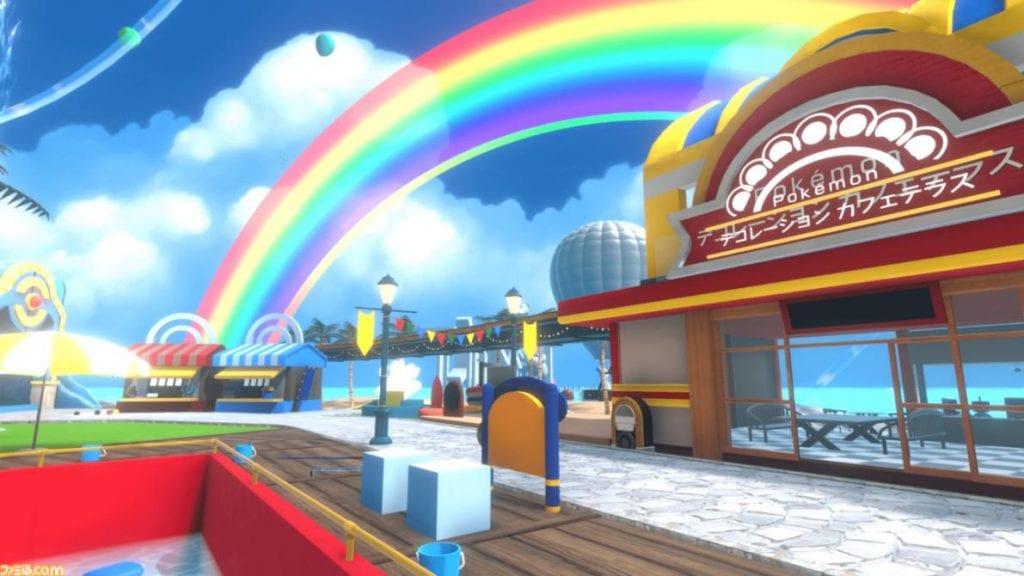 El increíble parque de diversiones digital que tendrá Pokémon 6