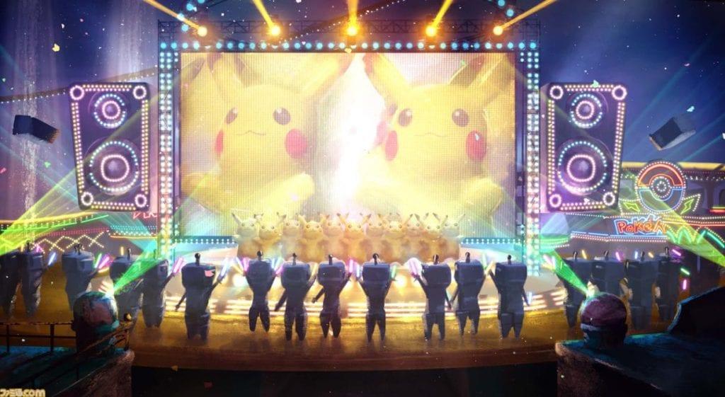 El increíble parque de diversiones digital que tendrá Pokémon 7