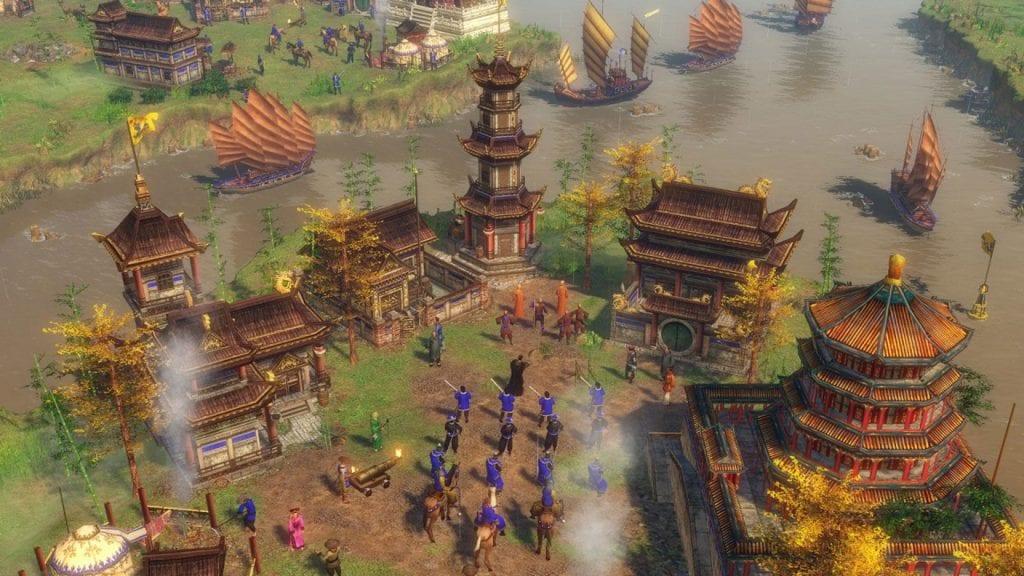 Microsoft anunciará el remaster de Age of Empires III en Gamescom 10