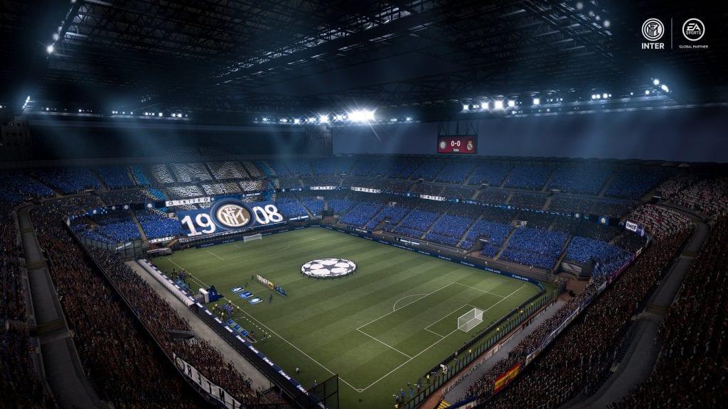 Inter y AC Milan llegan en exclusiva a FIFA 21 6