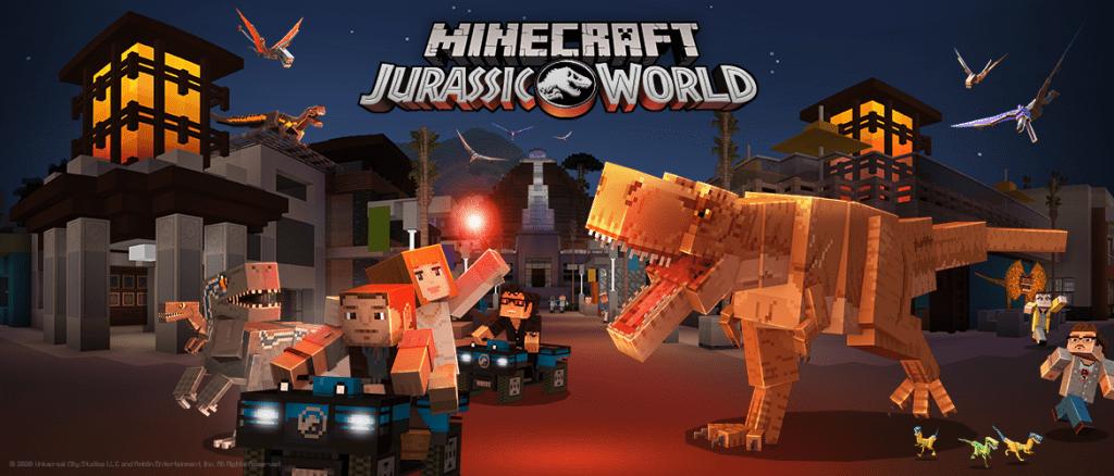 ¡Revisa el nuevo trailer del DLC de Jurassic World para Minecraft! 10