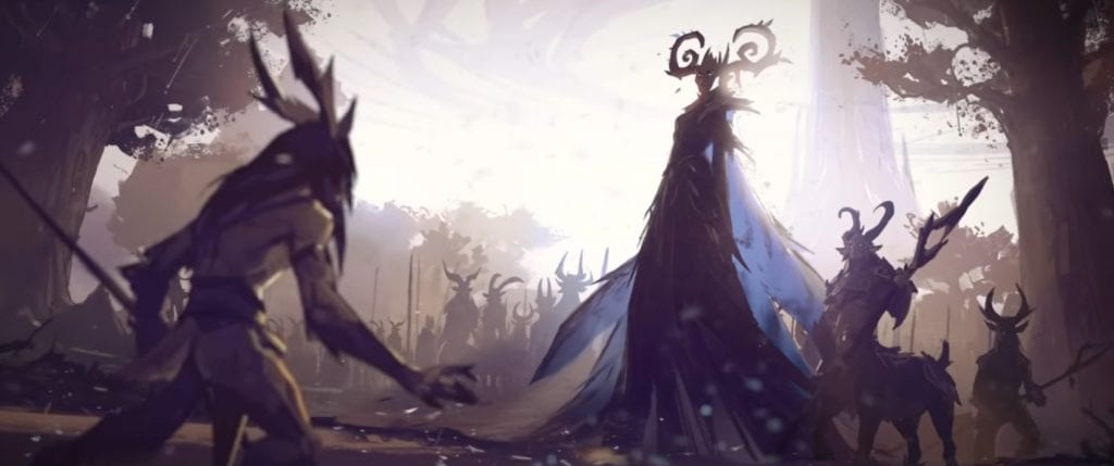 Blizzard reveló el tráiler de World of Warcraft: Afterlives, la serie animada 9