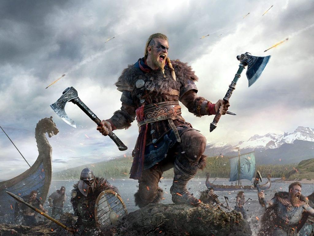 Ubisoft mostró las bestias mitológicas que estarán en Assassin's Creed Valhalla 2