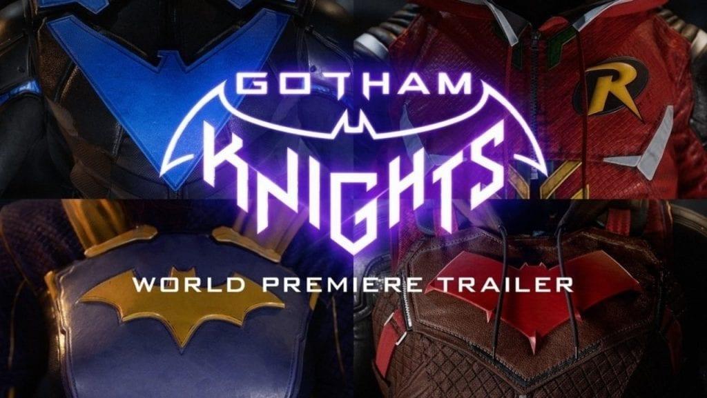 ¡Revisa el tráiler oficial de Batman: Gotham Knights! 7