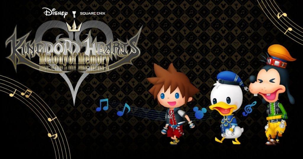 El nuevo título de Kingdom Hearts ya tiene fecha de lanzamiento 7
