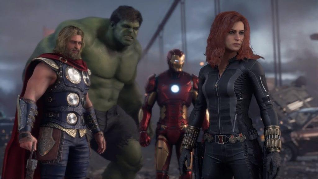 Crystal Dynamics detalló los requisitos mínimos y recomendados para Marvel's Avengers 1