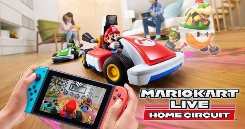 ¡Conoce el tráiler de Mario Kart Live: Home Circuit! 7