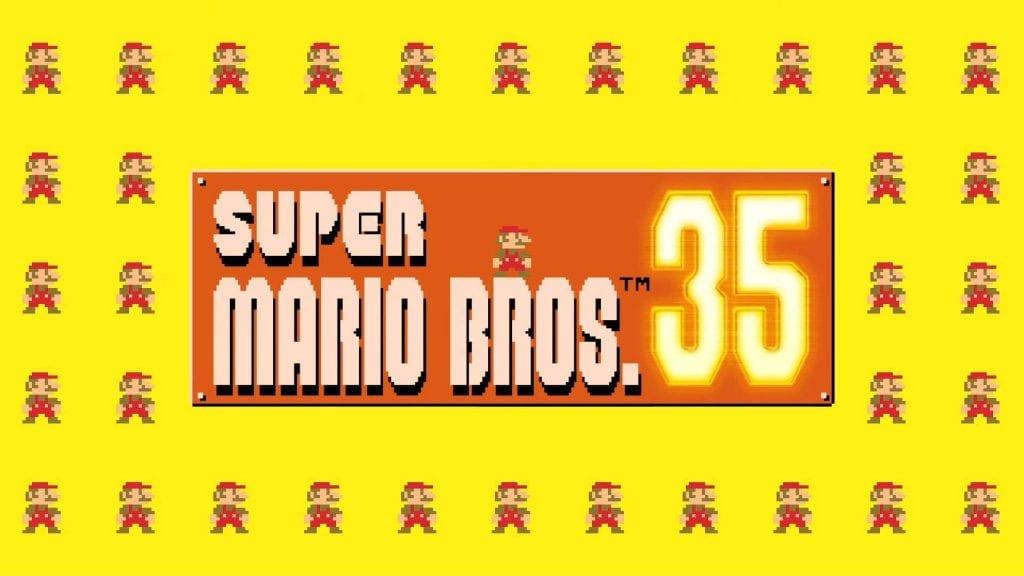 Super Mario Bros. 35 - Tráiler oficial 5
