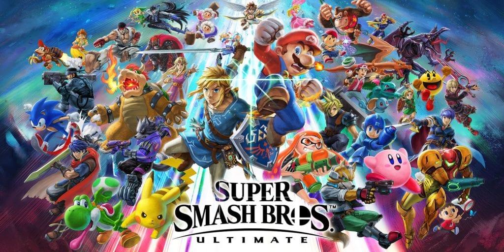 ¡Nintendo revelará este jueves al nuevo personaje de Super Smash Bros. Ultimate! 2
