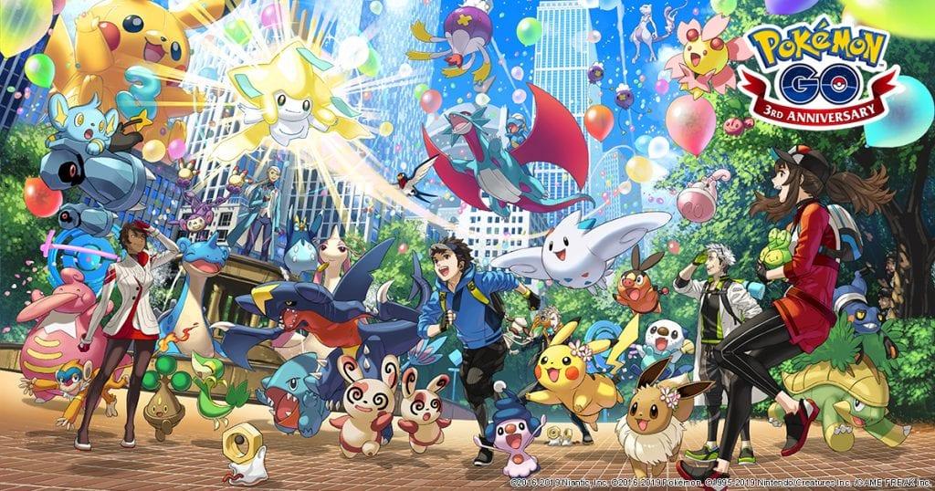 Pokémon GO quitará algunos de los beneficios implementados durante la pandemia 4