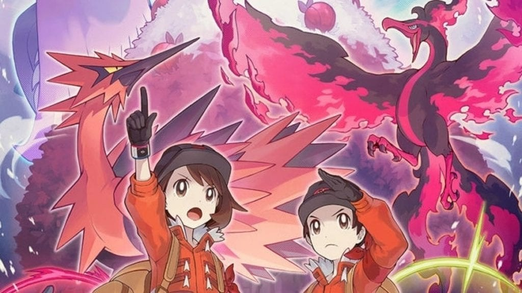 ¡Revisa el tráiler oficial de Pokémon Espada y Escudo: Las nieves de la corona! 2