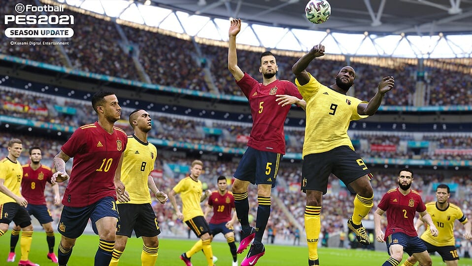 Ya puedes conseguir eFootball PES 2021 Season Update en PS4, Xbox One y PC 2