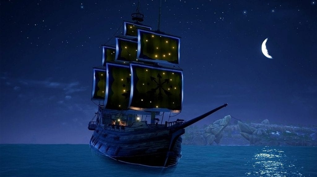 Sea of Thieves lanzará un DLC benéfico para la lucha contra el cáncer 6