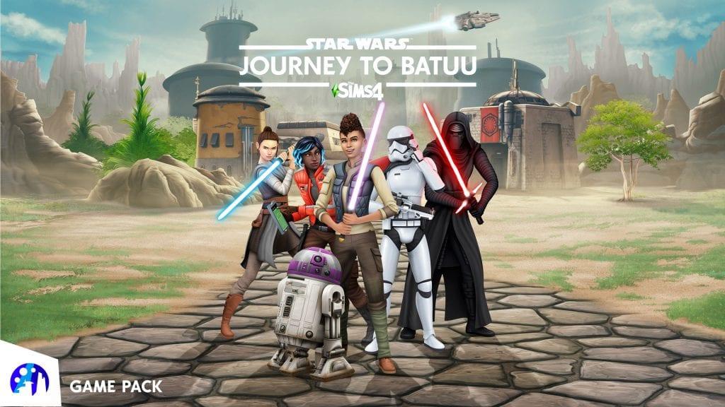 Conoce los detalles de la nueva expansión de The Sims 4, Star Wars: Viaje a Batuu 8