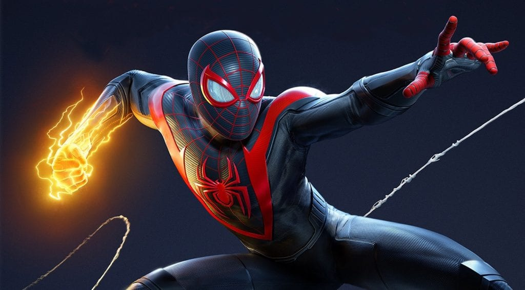 El nuevo juego de Spider Man pesará menos en PlayStation 5 que en PS4 6