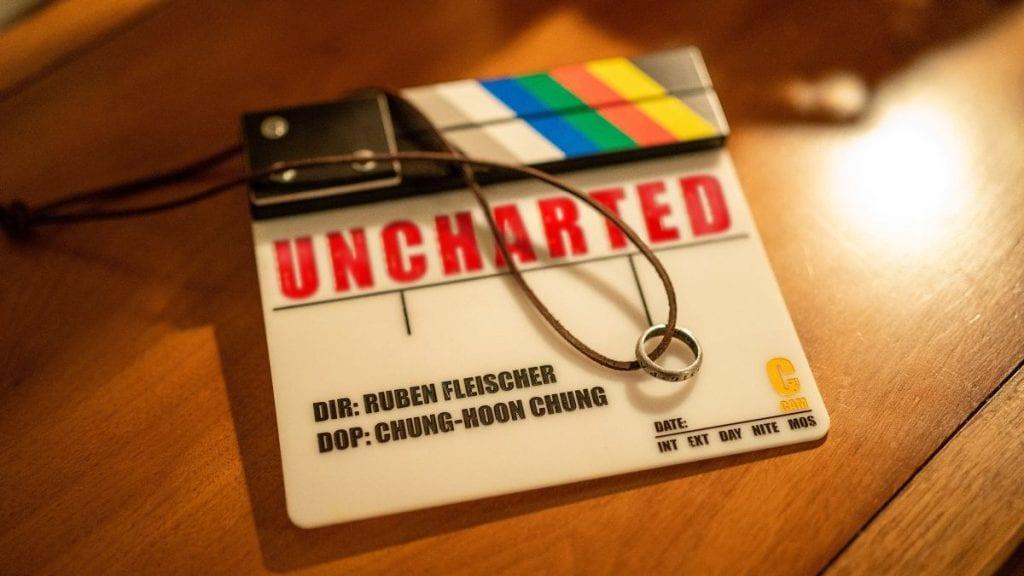 ¡Ya está lista! El rodaje de la película de Uncharted finalizó 1