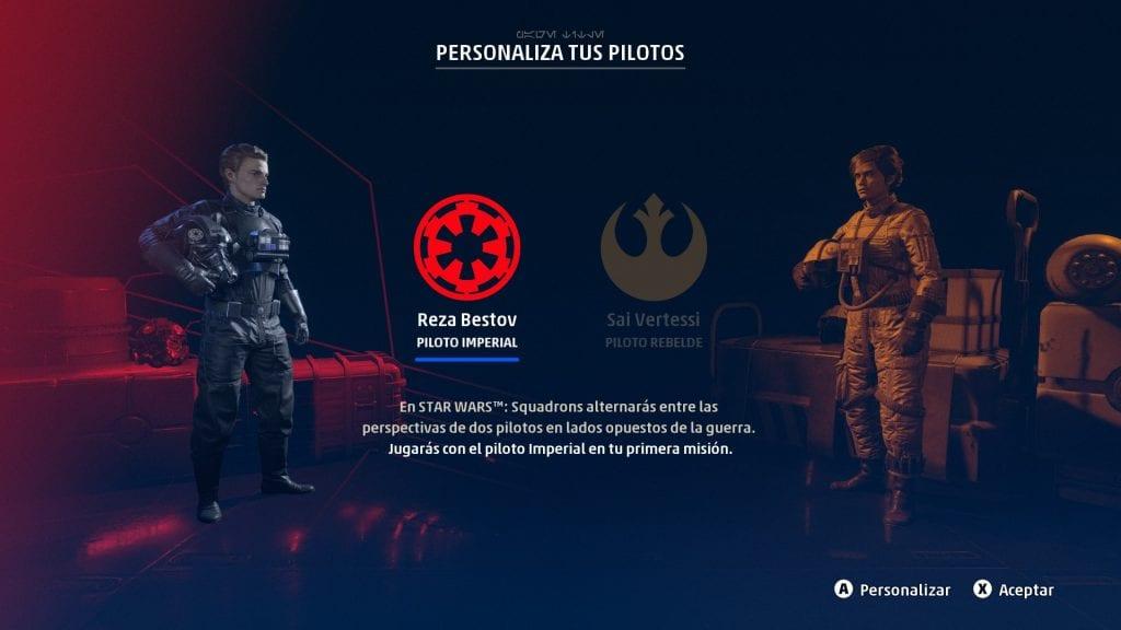 Star Wars: Squadrons, análisis. Sé parte de la guerra entre la República y el Imperio 1