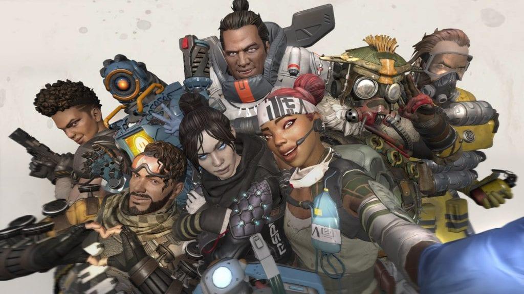 Apex Legends alcanzó un nuevo récord de usuarios concurrentes en Steam 2