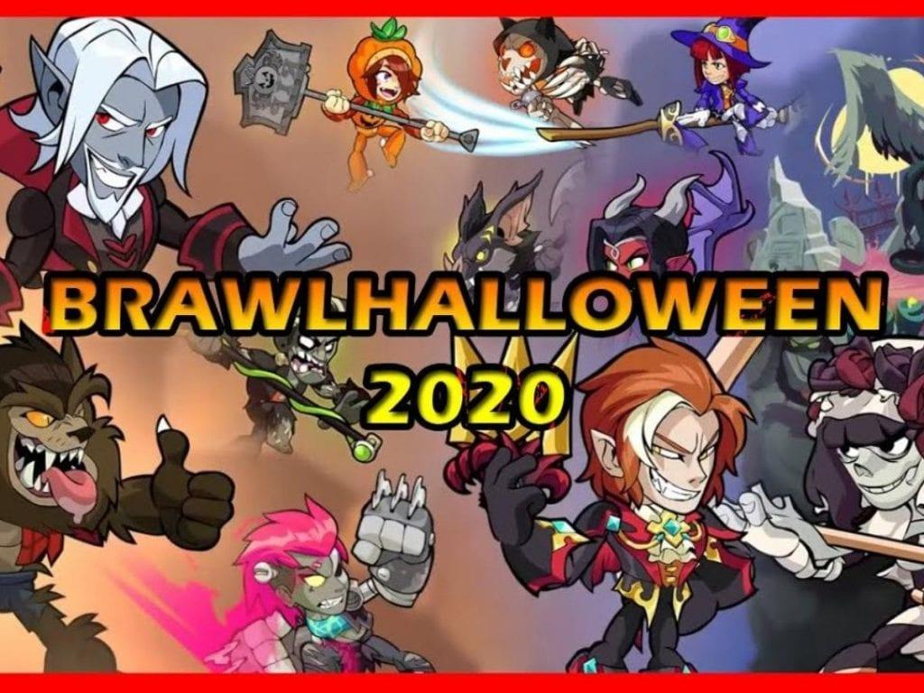 Brawhalla dio por comenzado su evento especial de Halloween 8