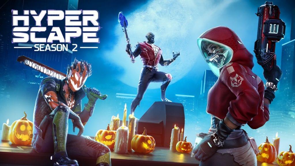 Hyper Scape inició su evento especial de Halloween 6