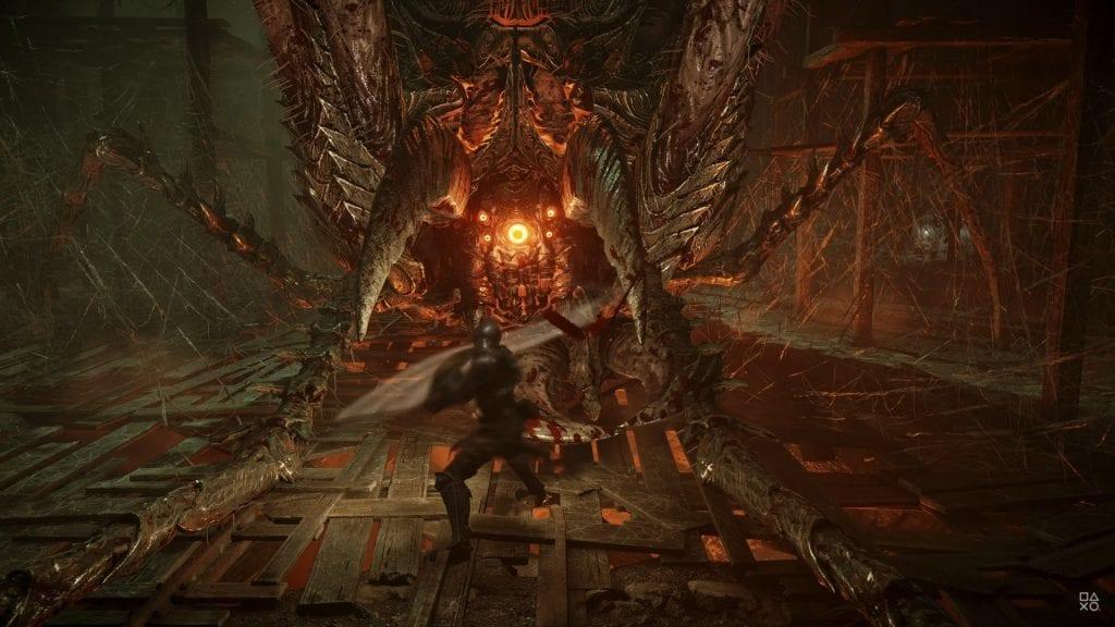 Demon's Souls nos sorprende con un nuevo gameplay tráiler en 4K 4
