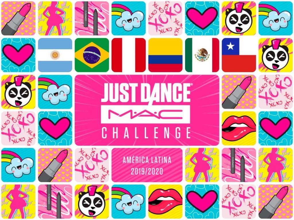 Las finales del Just Dance M.A.C Challenge se llevarán a cabo este 17 de octubre 6