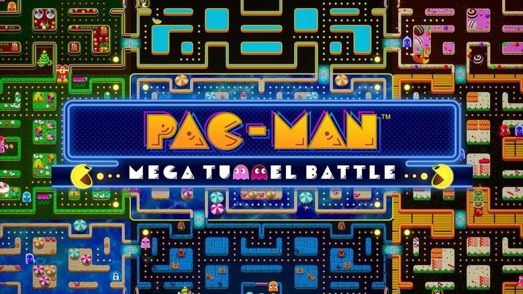 Pac-Man Mega Tunnel Battle reunirá hasta 64 jugadores en un nuevo battle royale 2