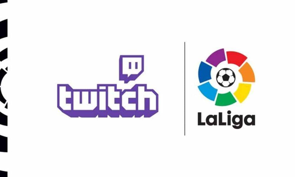 LaLiga se convirtió en la primera liga deportiva de Europa en unirse a Twitch 7