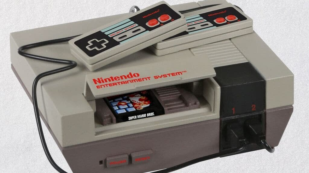 La NES cumplió 35 años de su lanzamiento en América 5