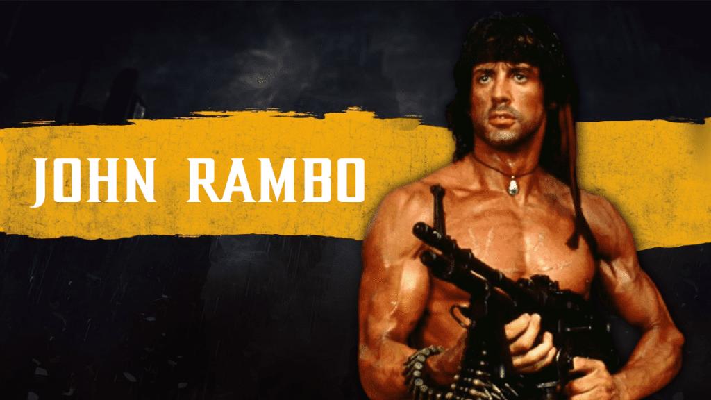 Rambo demuestra su poder en un nuevo tráiler de Mortal Kombat 11 5