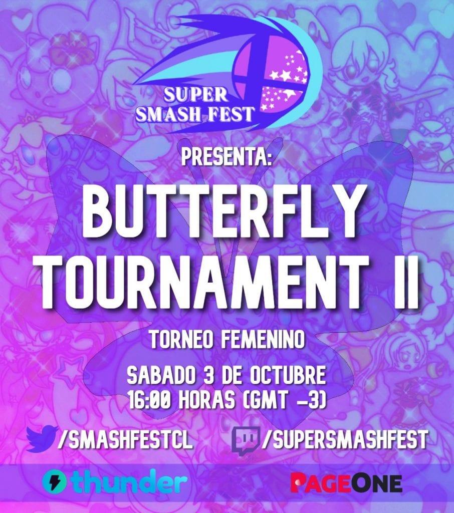 Super Smash Fest organizará un torneo femenino para la comunidad de Smash Brothers 1