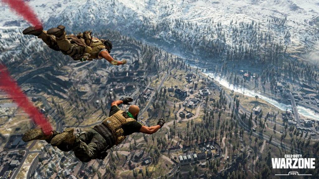 Call of Duty: Warzone alcanzó una increíble cifra en su número de descargas 2